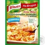 Seasoning Knorr For main course Potato casserole with meat 44g