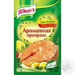 Fragrant seasoning Knorr for fish with lemon flavor and sweet pepper 30g