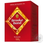 Black pekoe leaf tea Brooke Bond 100g