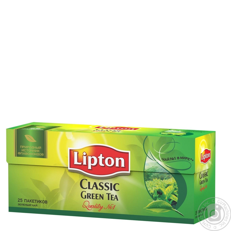 зеленый чай липтон для похудения отзывы