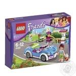 Конструктор LEGO Френдз Кабриолет Мии для детей от 6 до 12 лет 187 деталей