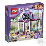 Building set Lego Friends Heartlake Hair Salon for 6 to 12 years children 318 pieces