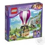 Конструктор LEGO Friends Воздушный шар в Хартлейк для детей от 6 до 12 лет 254 детали