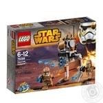 Конструктор Lego Підрозділ з Геонозісу 75089