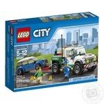 Конструктор LEGO City Пікап-буксир для дітей від 5 до 12 років 209 деталей