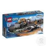 Конструктор LEGO City 4x4 с моторной лодкой для детей от 5 до 12 лет 301 деталь
