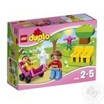 Конструктор LEGO Мама и малыш для детей от 2 до 5 лет 13 деталей