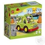 Конструктор LEGO Автомобиль для ралли для детей от 2 до 5 лет 13 деталей