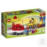 Конструктор LEGO Дупло Аэропорт для детей от 2 до 5 лет 29 деталей