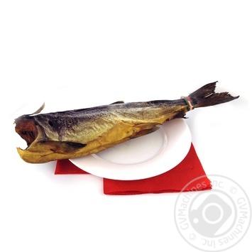 Рыба горбуша Шельф холодного копчения