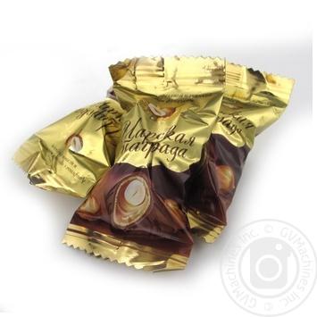Конфета Авк Царская награда шоколад с фундуком