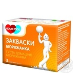 Закваска бактериальная Гуд Фуд Био ряженка сухая 3х1г Украина