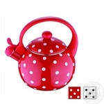 Чайник зі свистком (колір в асотрименті)