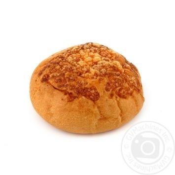 Булка Эко маркет с сыром 60г