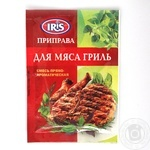 Spices Iris for meat 25g