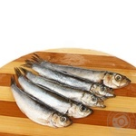 Fish sprat Shelf spicy salted