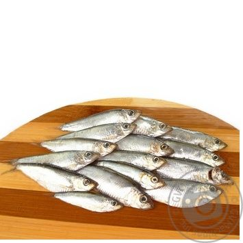 Рыба тюлька Катран-т слабосоленая