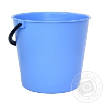 Ведро для питьевой воды пластиковое 6л - купить, цены на Метро - фото 1