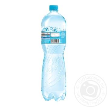 Минеральная вода Миргородская Лагидна природная слабогазированная 1,5л - купить, цены на Novus - фото 2