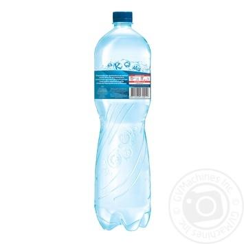 Минеральная вода Миргородская природная сильногазированная 1,5л - купить, цены на Novus - фото 2