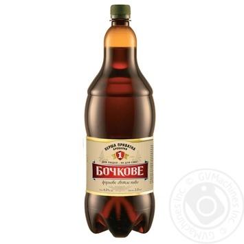 Persha Pryvatna Brovarnya Bochkove Light Beer 4,5% 2l - buy, prices for Furshet - image 4