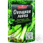 Spices Pripravka vegetable with onion 30g