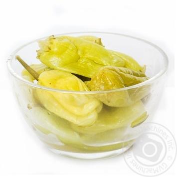 Овощи перец Пикантный маринованная Греция