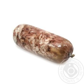 Зельц Львовские колбасы свинина
