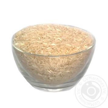 Groats rice short grain Egypt