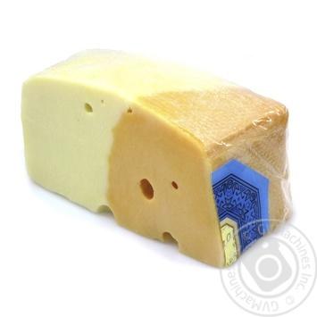 Сыр дуплет Билозгар охлажденная 45% Украина