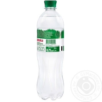 Light sparkling mineral water Morshynska 0,75l - buy, prices for Novus - image 2