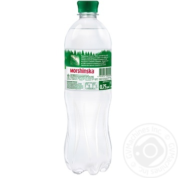 Light sparkling mineral water Morshynska 0,75l - buy, prices for Novus - image 3