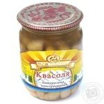 Vegetables kidney bean Demyanovych canned 530g