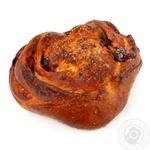 Плюшка Французская пекарня с ягодой 100г