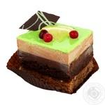 Cake Fozzy Zoloti pelyustky