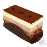 Торт Три шоколада кг