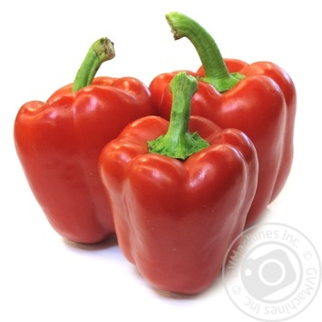 Red pepper import