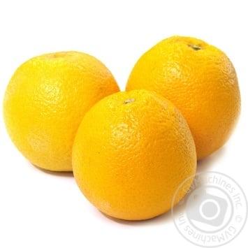 Апельсин большой