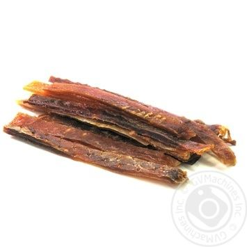 Snack salted dried