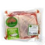 Meat Myasnaya vesna Meat walnut fresh vacuum packing Ukraine