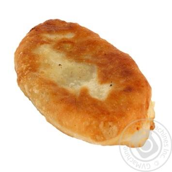 Пирожок Фоззи с капустой жареная