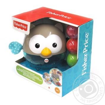Іграшка Сова з кульками Fisher-Price CDN46