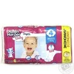 Подгузники Helen Harper Baby Maxi 7-18кг 62шт/уп