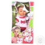Іграшка лялька функціональна Toyland у коробці 235*445*13см артикул 0814-11