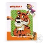 Iграшка мозаїка 3 види Маша і Ведмiдь у коробці 285*36см артикул MM801-803