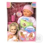Іграшка лялька музична Toyland у коробці 38*28*14см артикул 0813P-5