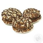 Печиво здобне Бом-Бік Смачненьке зі згущеним молоком Бом-Бік ваг