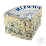 Сыр Блю Д'Овернь Laqueuille 52% кор/мол кг