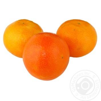 Фрукт цитрусовые мандарин свежая