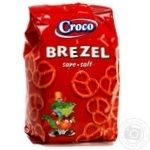 Брецелі Croco солоні 80г - купити, ціни на МегаМаркет - фото 3